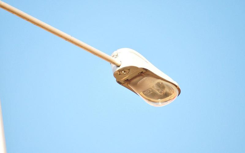 lampioni intelligenti per l'illuminazione pubblica