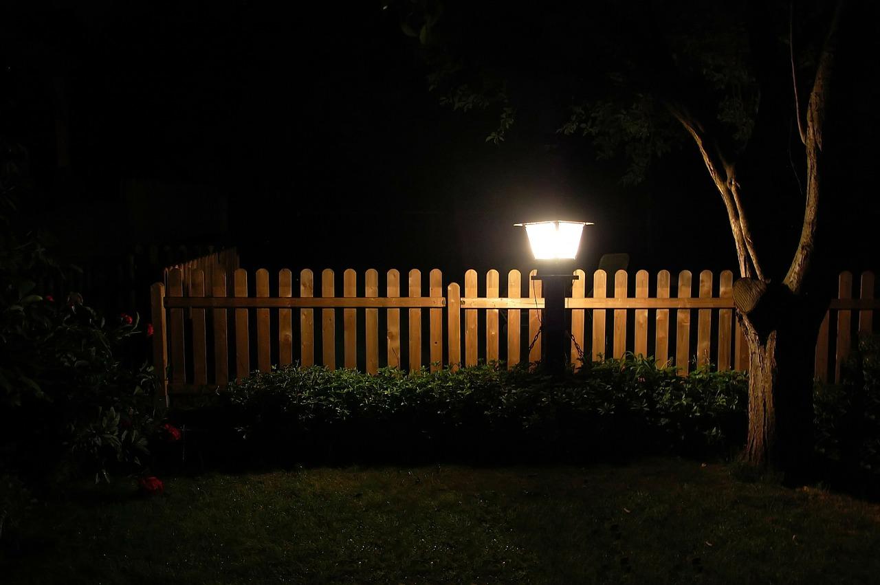 illuminazione da giardino a led